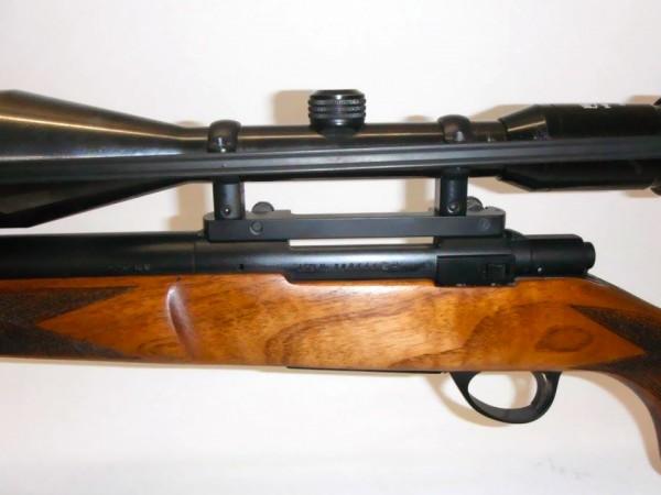 Midnight Blue & Oil Rifle
