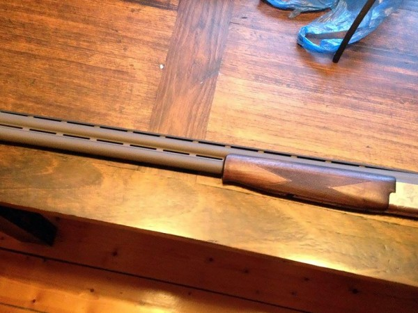 Patriot Brown Rifle